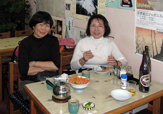 27.菊屋で名物桜えび天丼を食す2