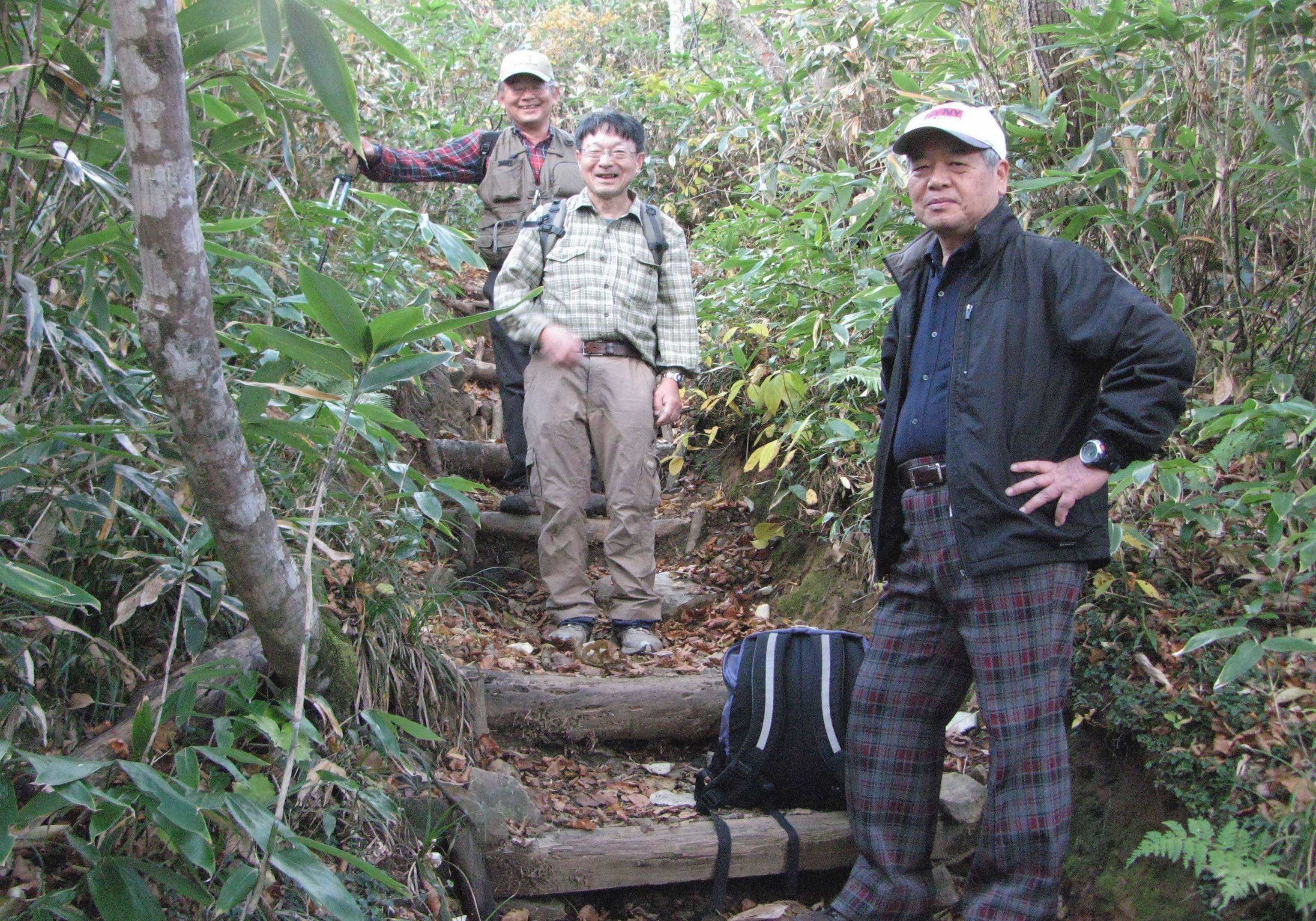 062_61.帝釈山遠征組が合流