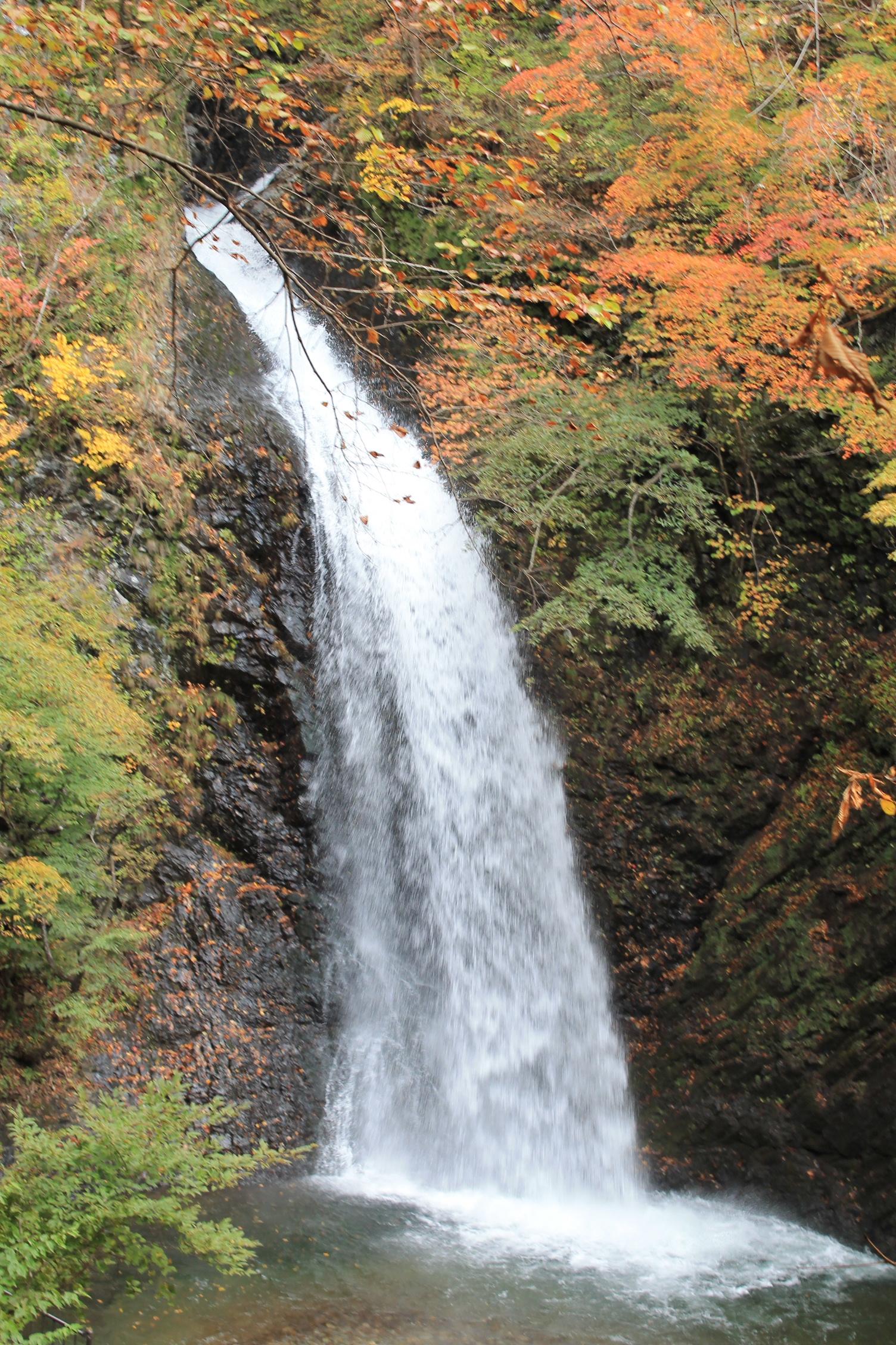 10大仙の滝