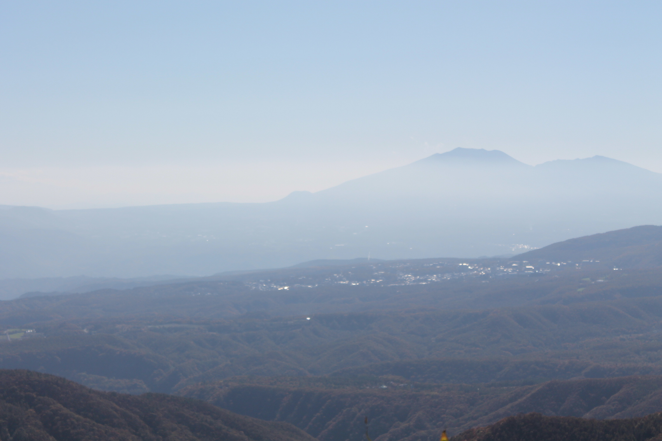 24浅間山