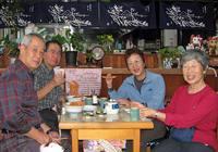 28.菊屋で名物桜えび天丼を食す1