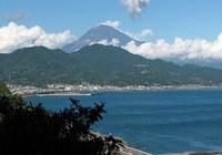 44.由比へ戻る途中の富士山2