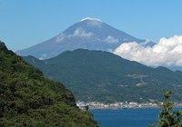 48.薩った峠からの富士山