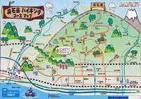 80_16.浜石岳ハイキングコースマップ@浜石岳山頂