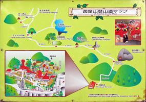 009_55.迦葉山登山道地図