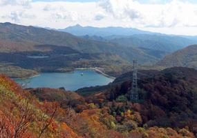 016_15.皇海山と玉原湖