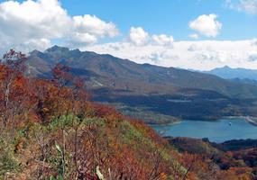 017_14.武尊山と玉原湖