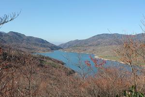 06弁天山から野反湖