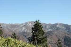 23新雪の白砂山