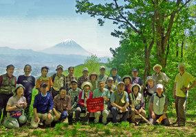 23.荒倉山山頂にて1