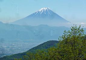 25.富士山@荒倉山頂