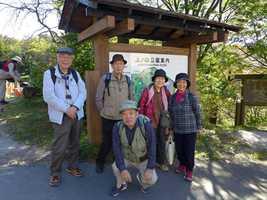 07.ケーブル山頂駅にて